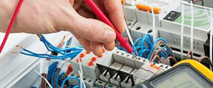 Curso gratis ELEQ0111 Operaciones Auxiliares de Montaje y Mantenimiento de Equipos Eléctricos y Electrónicos online para trabajadores y empresas
