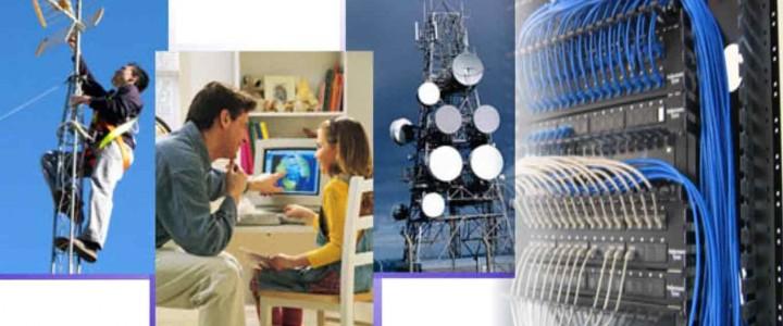 Curso gratis ELES0209 Montaje y Mantenimiento de Sistemas de Telefonía e Infraestructuras de Redes Locales de Datos online para trabajadores y empresas