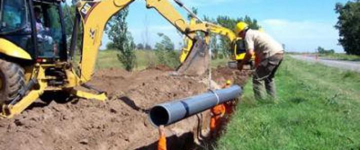 Curso gratis ENAT0108 Montaje y Mantenimiento de Redes de Agua online para trabajadores y empresas