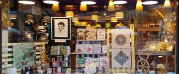 Escaparatismo en tiendas de decoración