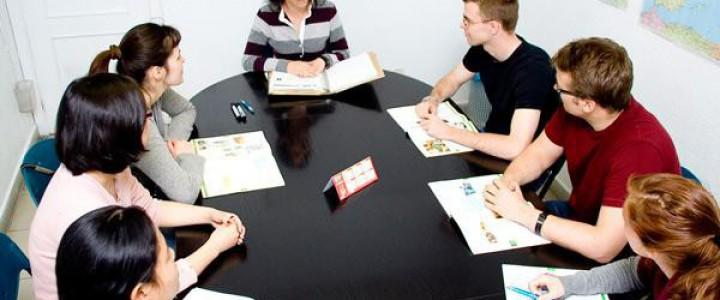 Curso gratis Español para extranjeros. Nivel avanzado - B2 online para trabajadores y empresas