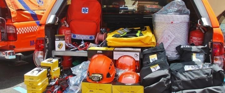 MF1748_2 Mantenimiento de los Medios Materiales para las Intervenciones en Incendios y Emergencias
