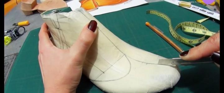 Diseño y Modelaje de Calzado: Diseñador@ de Zapatos