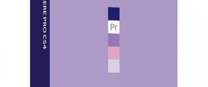 Curso gratis Adobe Premiere Pro CS4 online para trabajadores y empresas