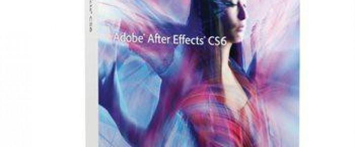 Curso gratis Especialista TIC en Diseño con After Effects CS6 online para trabajadores y empresas
