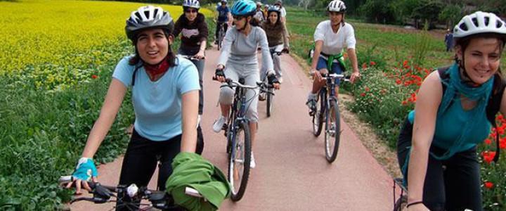 Curso gratis AFDA0109 Guía por Itinerarios en Bicicleta online para trabajadores y empresas