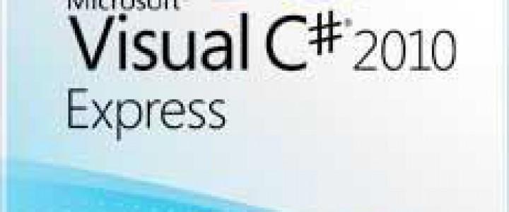 Curso gratis Especialista TIC en Programación con Microsoft Visual C Sharp  2010 online para trabajadores y empresas