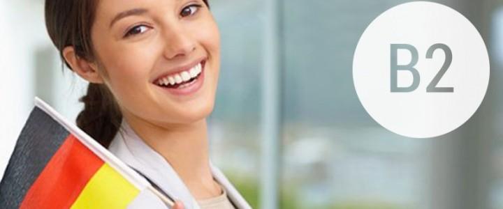 Curso gratis Intensivo Alemán B2. Nivel Oficial Consejo Europeo online para trabajadores y empresas