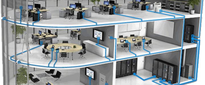 Curso gratis de Mantenimiento de Redes de Voz y Datos en Edificios online para trabajadores y empresas