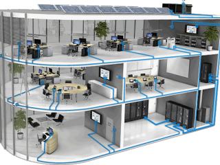 Curso de Mantenimiento de Redes de Voz y Datos en Edificios