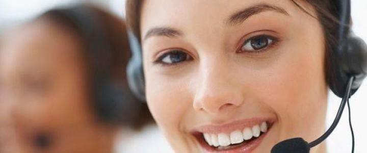 Curso gratis Gestión de Llamadas de Teleasistencia online para trabajadores y empresas