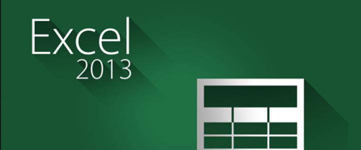 Curso gratis Excel 2013 online para trabajadores y empresas