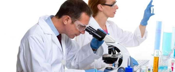 UF1166 Ensayos de Calidad y Elaboración de Informes en la Fabricación de Productos Farmacéuticos y Afines
