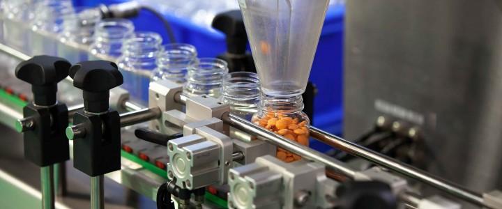 MF0335_3 Áreas y Servicios de las Plantas Farmacéuticas y Afines