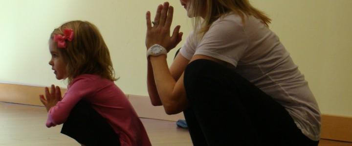 Curso gratis Monitor de Yoga Infantil online para trabajadores y empresas