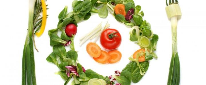 Curso gratis Especialista en Dietética Vegetariana Saludable online para trabajadores y empresas