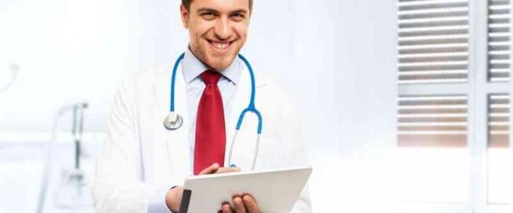 Curso gratis Especialista en Protección de Datos con Carácter Personal en el Sector Sanitario (LOPD en Sanidad) online para trabajadores y empresas