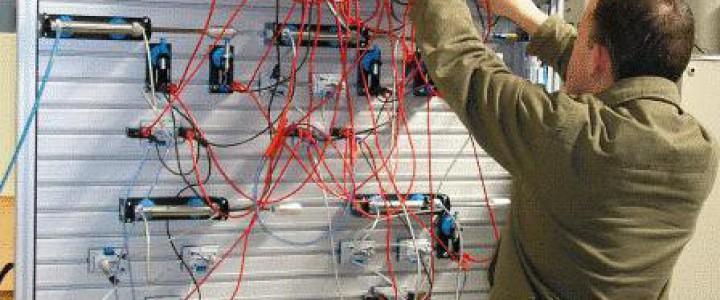 Curso gratis Experto en Automatismos Eléctricos, Neumáticos e Hidráulicos online para trabajadores y empresas