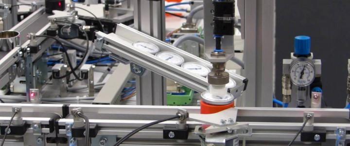 Curso gratis Experto en Automatización Neumática y Electroneumática online para trabajadores y empresas