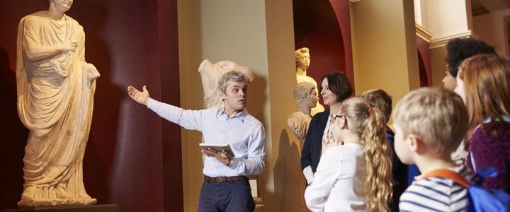 Curso gratis Experto en Museos online para trabajadores y empresas