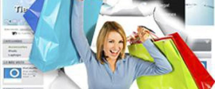 Curso gratis Experto en Creación de Tiendas Virtuales y Portales Web + SEO online para trabajadores y empresas
