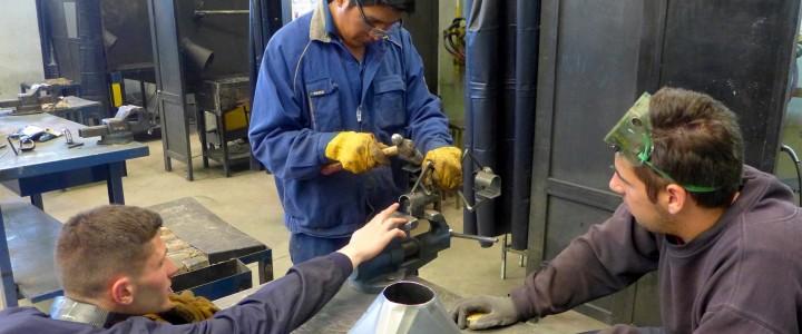 Curso gratis UF0602 Documentación para la Fabricación y Montaje de Productos de Calderería online para trabajadores y empresas