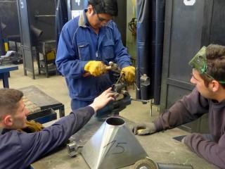 UF0602 Documentación para la Fabricación y Montaje de Productos de Calderería