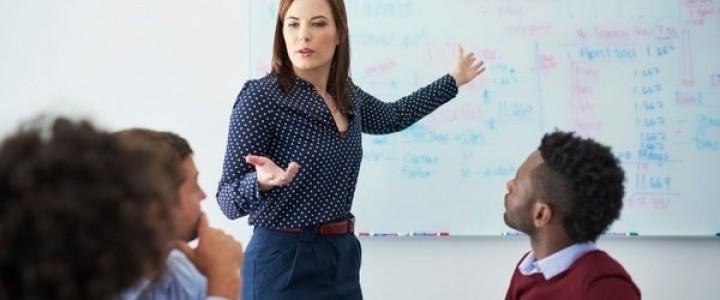 Curso gratis Especialista en Liderazgo Femenino online para trabajadores y empresas