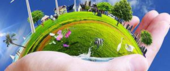 Curso gratis Experto en gestión medioambiental online para trabajadores y empresas