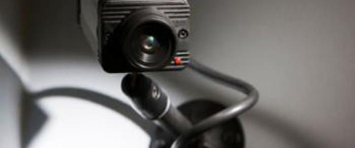 Curso gratis Experto en Videovigilancia, Protección de Datos y Seguridad Privada online para trabajadores y empresas