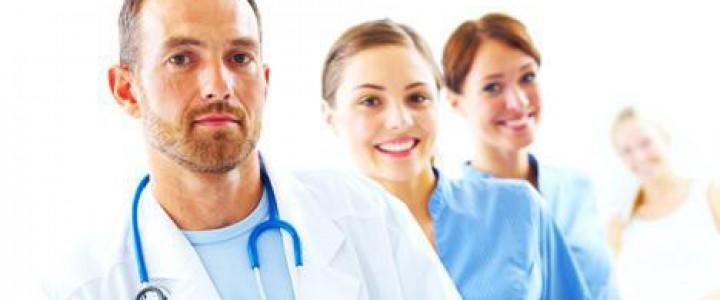 Curso gratis Formador de Formadores en Profesiones Sanitarias online para trabajadores y empresas