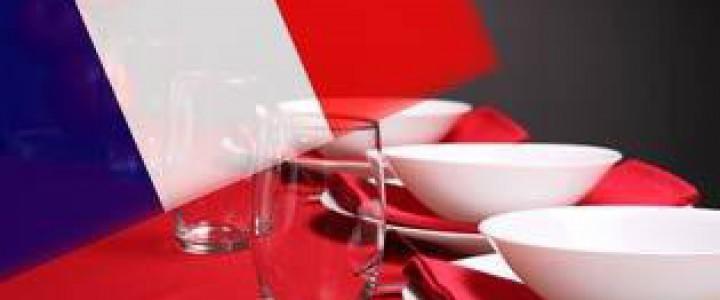 Curso gratis Francés de negocios y hostelería online para trabajadores y empresas