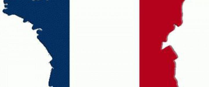 Curso gratis Francés turístico - nivel intermedio online para trabajadores y empresas