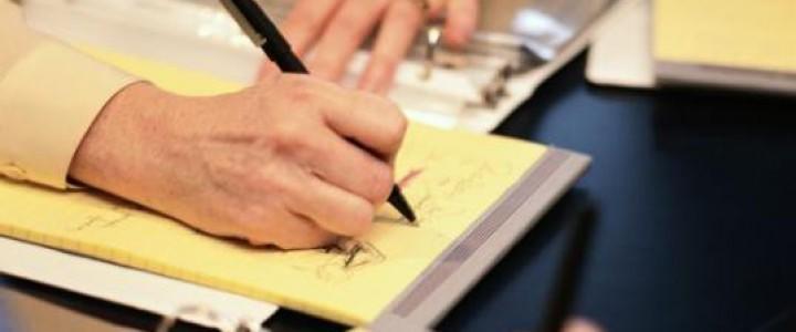 Curso gratis Gestión auxiliar de documentación económico-administrativa y comercial. ADGG0408 - Operaciones auxiliares de servicios administrativos y generales online para trabajadores y empresas
