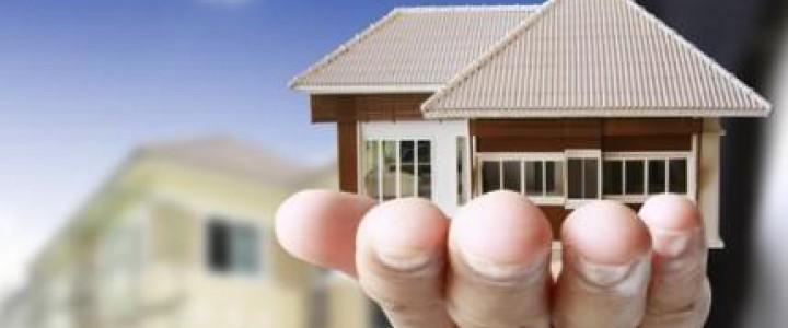 Curso gratis Gestión comercial inmobiliaria online para trabajadores y empresas