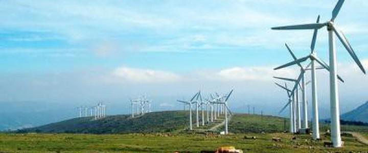 Curso gratis MF0617_3 Gestión del Mantenimiento de Instalaciones de Energía Eólica online para trabajadores y empresas