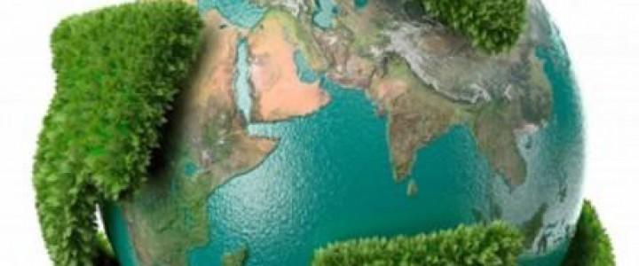 Curso gratis Gestión del medio ambiente online para trabajadores y empresas