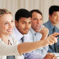 Inglés estrategias de negociación presenting. Presenting, meeting and negotiating