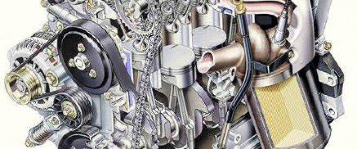 Mantenimiento de motores térmicos de dos y cuatro tiempos. TMVG0409 - Mantenimiento del motor y sus sistemas auxiliares