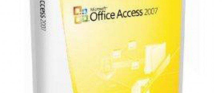 Access 2007 - Curso acreditado por la Universidad Rey Juan Carlos de Madrid -