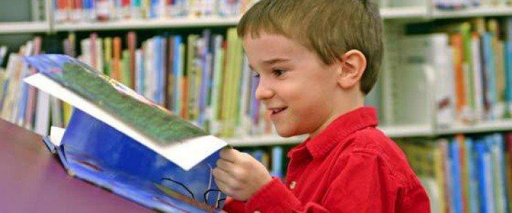 Máster Europeo en Animación a la Lectura como Vehículo para el Desarrollo Cognitivo
