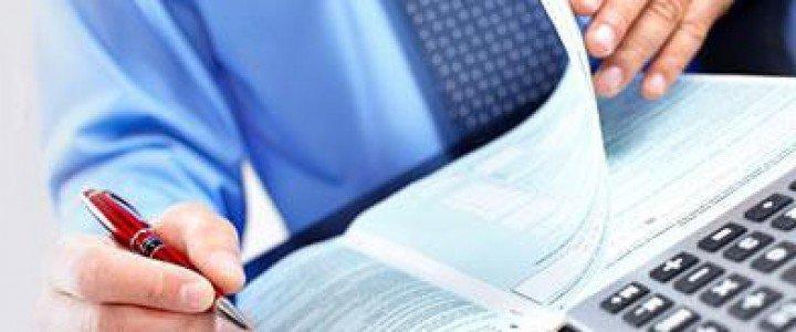 Aplicaciones informáticas de análisis contable y contabilidad presupuestaria. ADGN0108 - Financiación de Empresas