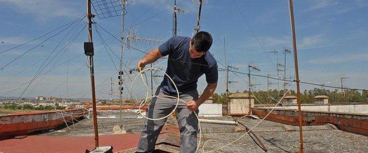 MF0120_2 Montaje y Mantenimiento de Instalaciones de Antenas Colectivas e Individuales