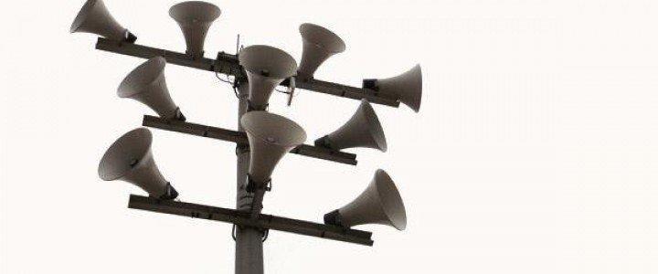 MF0597_2 Montaje y Mantenimiento de Instalaciones de Megafonía y Sonorización de Locales