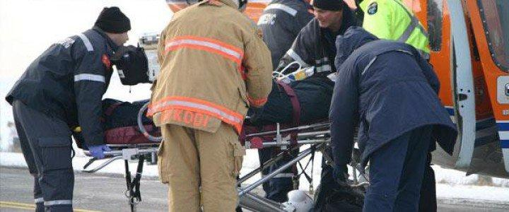 SANT0108 Atención Sanitaria a Múltiples Víctimas y Catástrofes