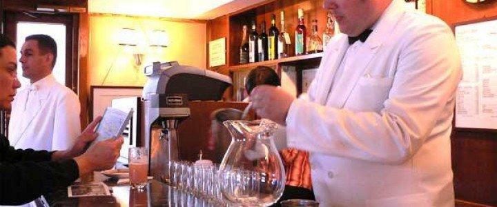 MF1046_2 Técnicas de Servicio de Alimentos y Bebidas en Barra y Mesa
