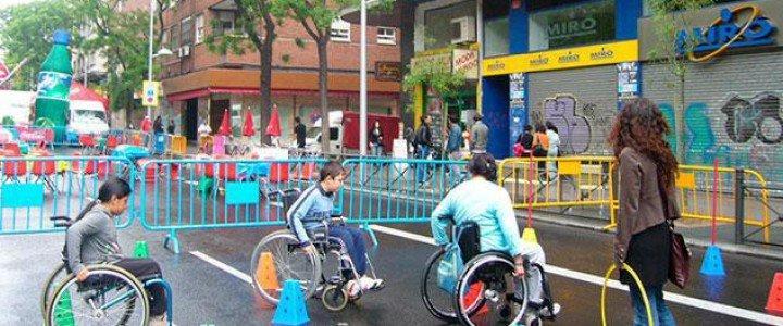 MF1450_3 Procesos de Inclusión de Personas con Discapacidad en Espacios de Ocio y Tiempo Libre