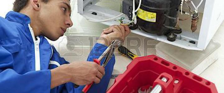 MF1977_2 Mantenimiento de Pequeños Aparatos Electrodomésticos (PAE) y Herramientas Eléctricas