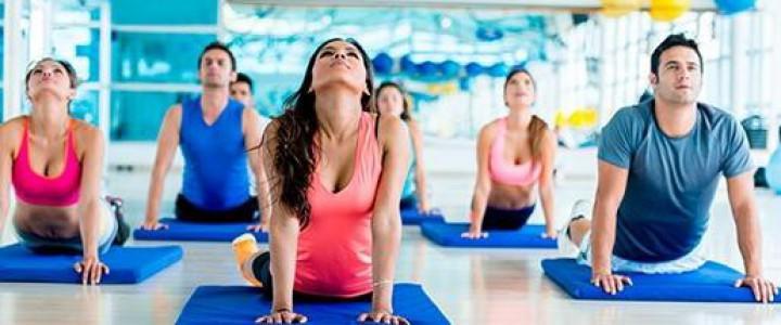MF2040_3 Metodología de la Instrucción en Sesiones de Yoga