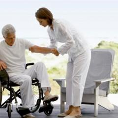Auxiliar de geriatría
